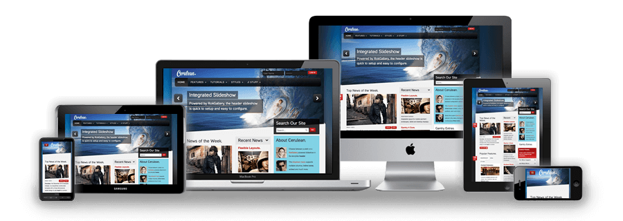 Brisbane Mobile Web Design