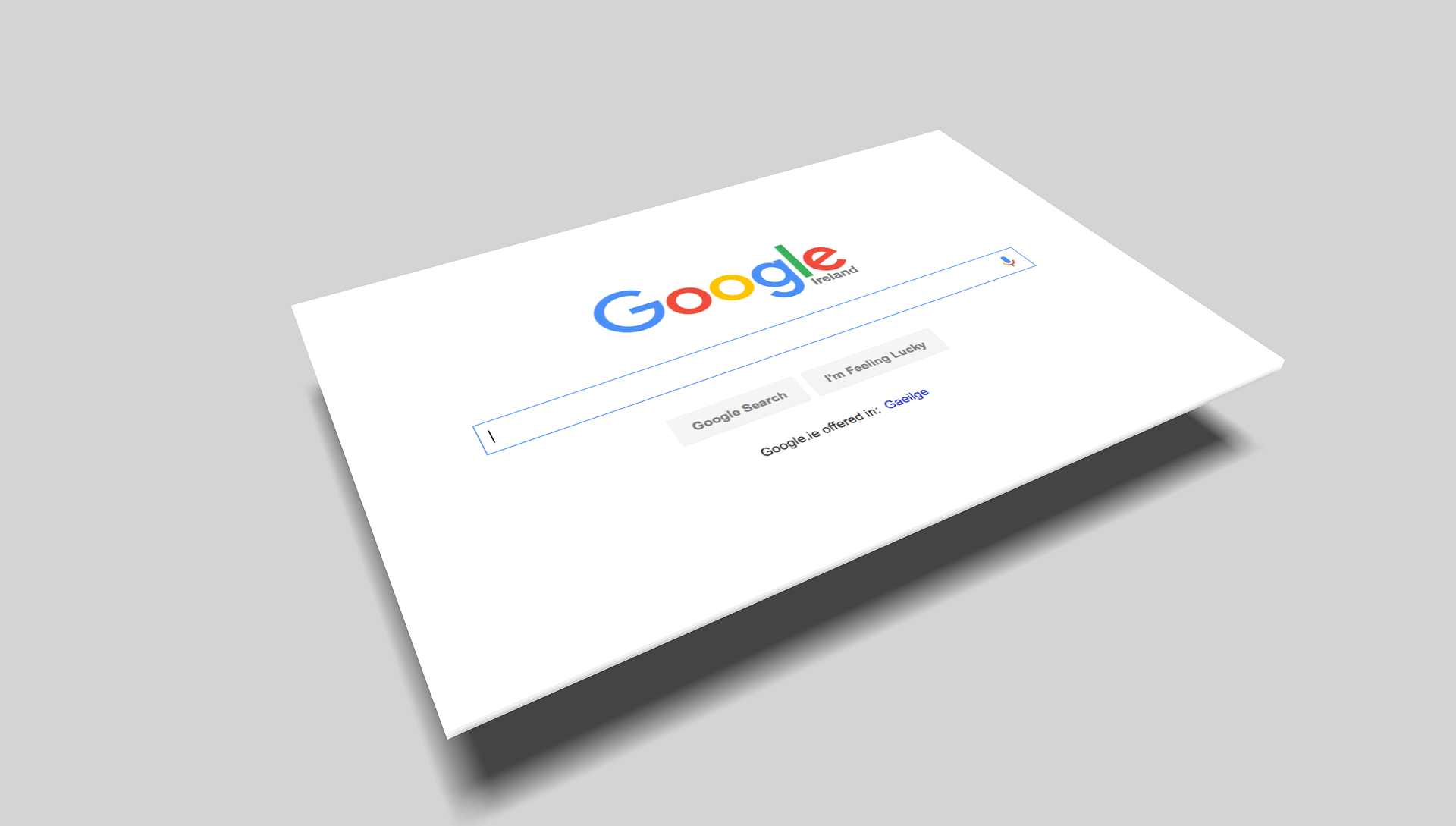 Can I Get on the Page 1 of Google without a Website?