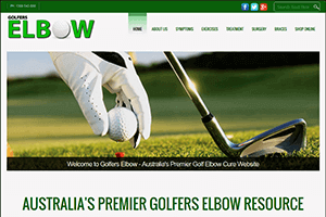 Mobile Responsive Website Design - image Golfers-Elbow on https://www.redbackwebs.com.au