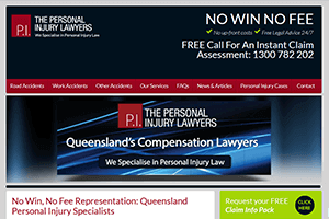 Mobile Responsive Website Design - image The-Personal-Injury-Lawyers on https://www.redbackwebs.com.au